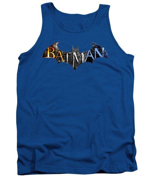 Batman  Tank Top by Herb Strobino