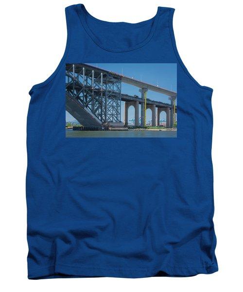 Bayonne Bridge Raising 3 Tank Top