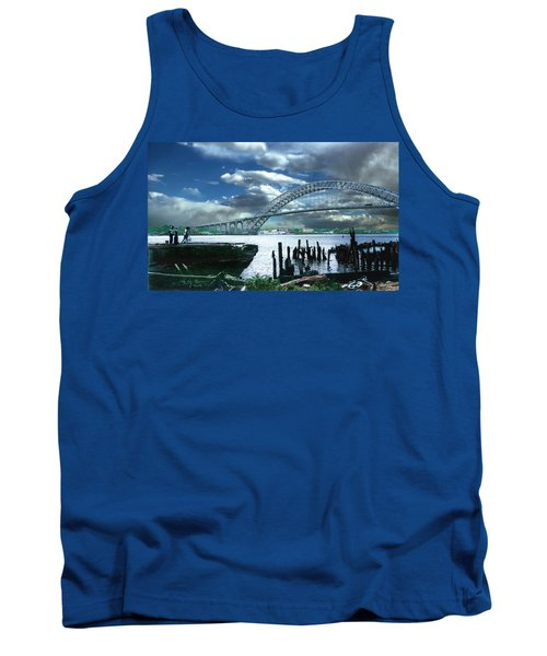 Bayonne Bridge Tank Top