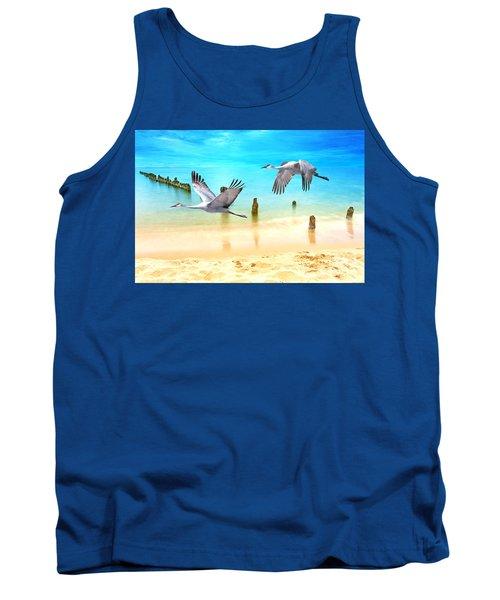 Beach Beauties Tank Top