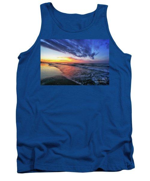 Beach Cove Sunrise Tank Top