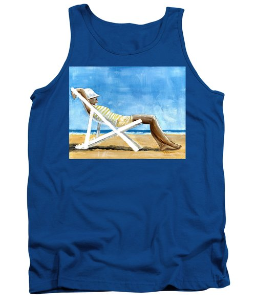 Beach Day Tank Top