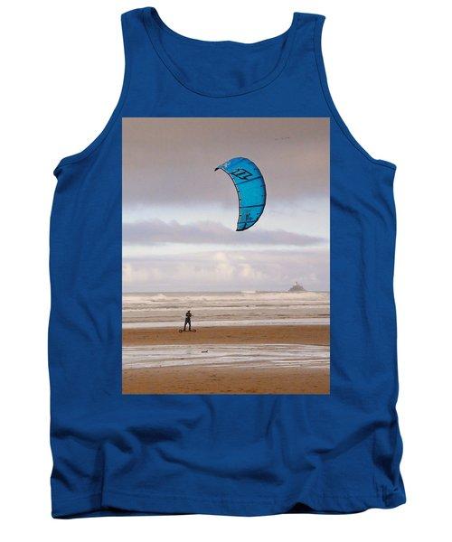 Beach Surfer Tank Top
