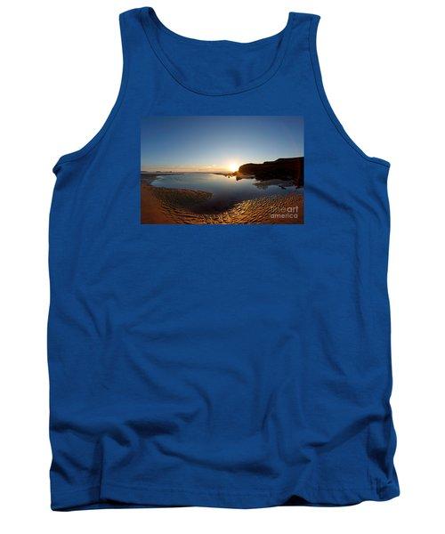 Beach Textures Tank Top