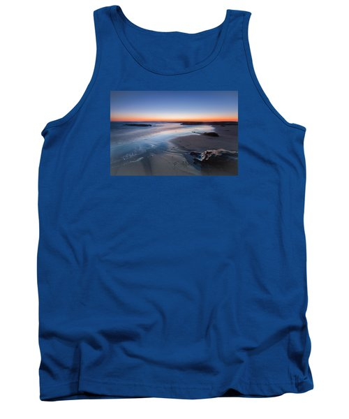 Beach View 2 Tank Top by Catherine Lau