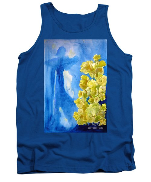 Tank Top featuring the painting Beautiful Dreamer by Sandy McIntire