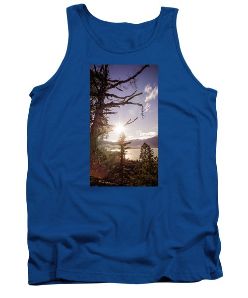 Before Sunset Tank Top by Michele Cornelius