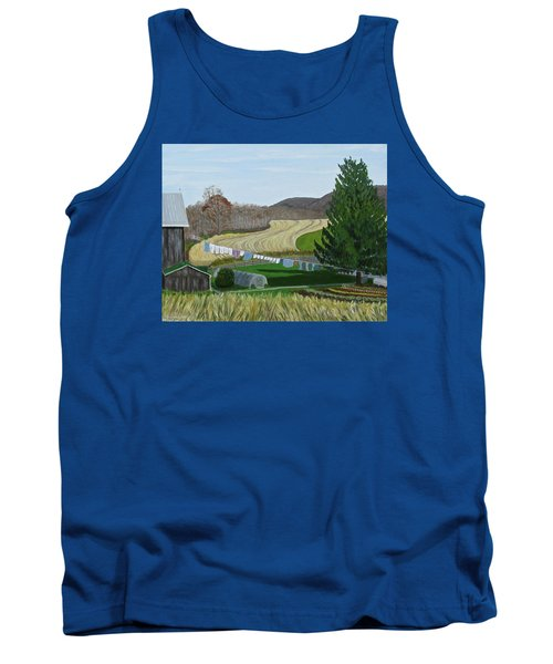 Beiler's View Of Egg Hill Tank Top
