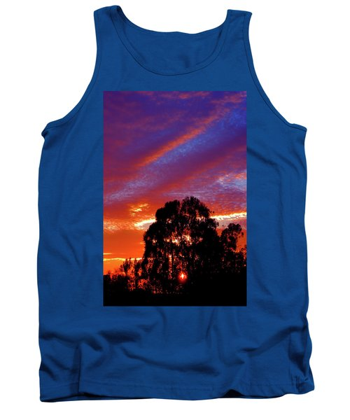 Being There Tank Top