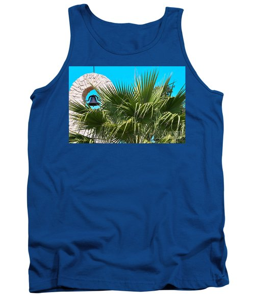 Tank Top featuring the photograph Bell by Ray Shrewsberry