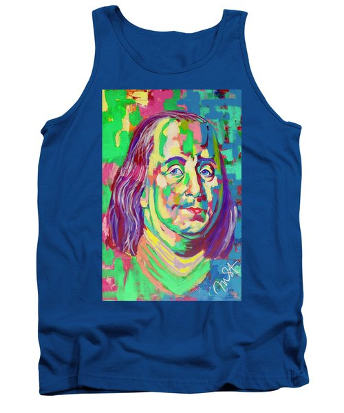 Ben Franklin Tank Top