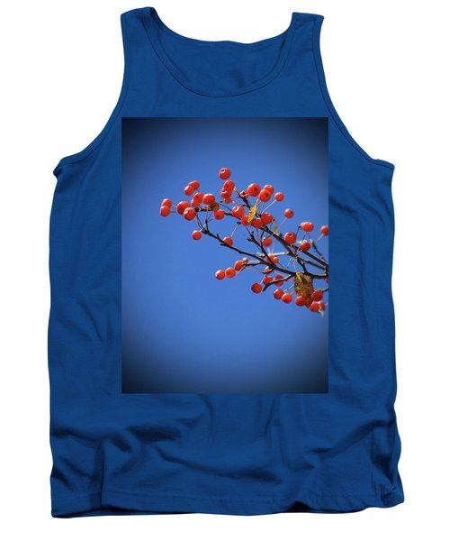 Berry Branch Tank Top