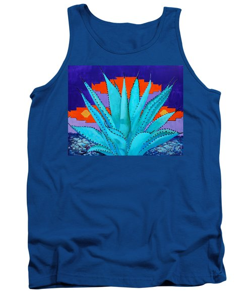 Blue Flame Companion 2 Tank Top