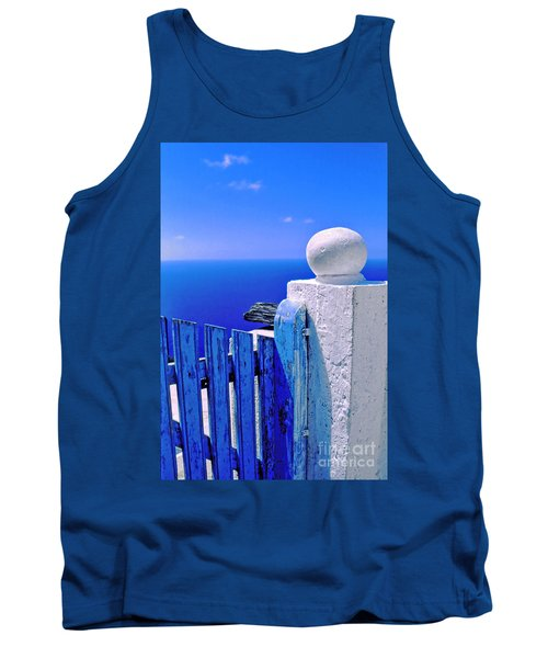 Blue Gate Tank Top