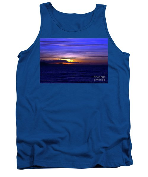 Blue Heaven  Tank Top by Stephen Melia