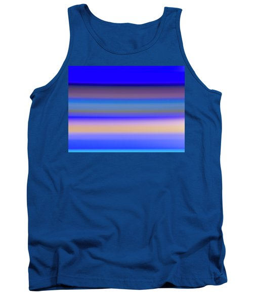 Blue Hour Tank Top