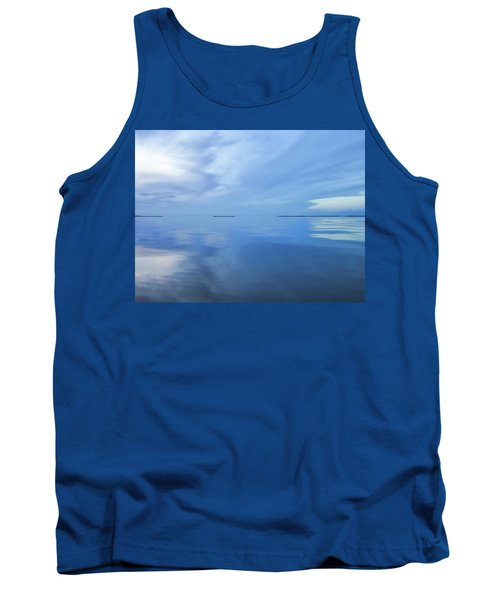 Blue Serenity Tank Top