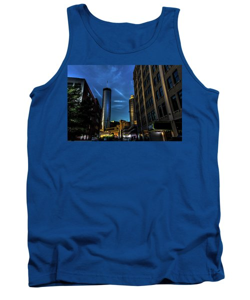 Blue Skies Above Tank Top
