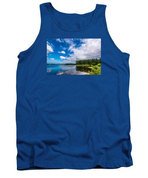 Blue Skies Tank Top