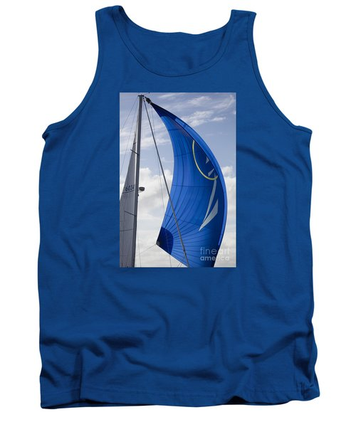 Blue Spinnaker Sy Alexandria Tank Top