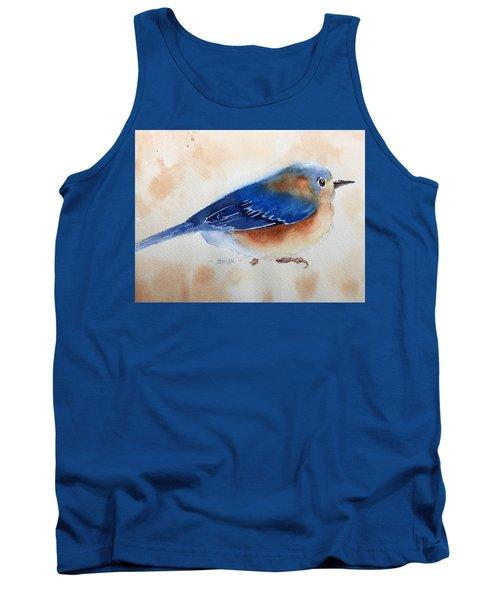 Bluebird #5 Tank Top
