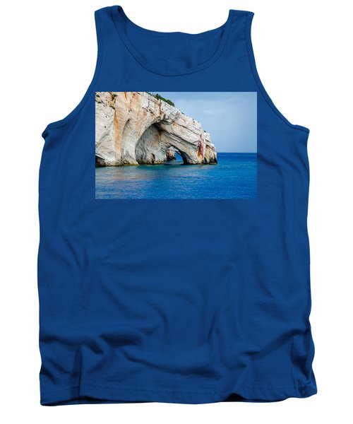 Bluecaves 3 Tank Top