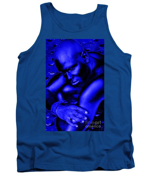 Blues Tank Top by Tbone Oliver