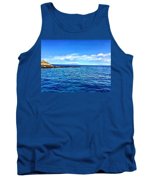 Boat Life 1 Tank Top by Michael Albright