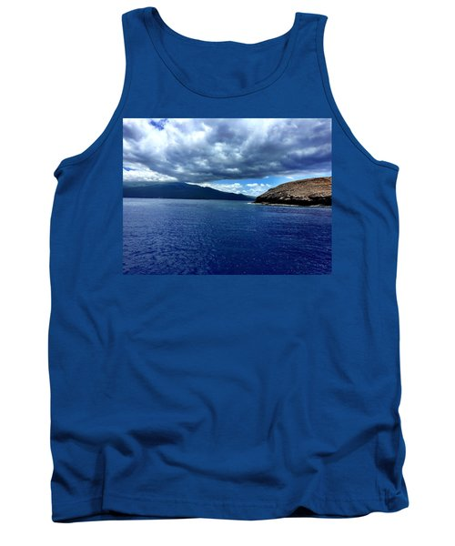 Boat View 3 Tank Top by Michael Albright
