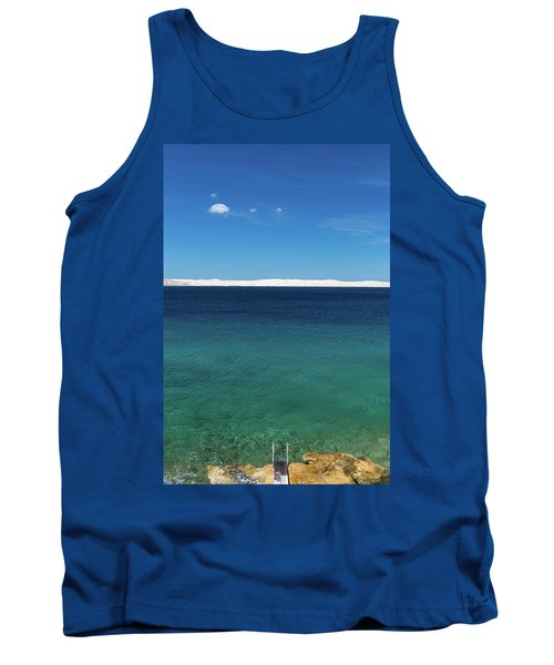 Bora In Velebit Kanal I Tank Top