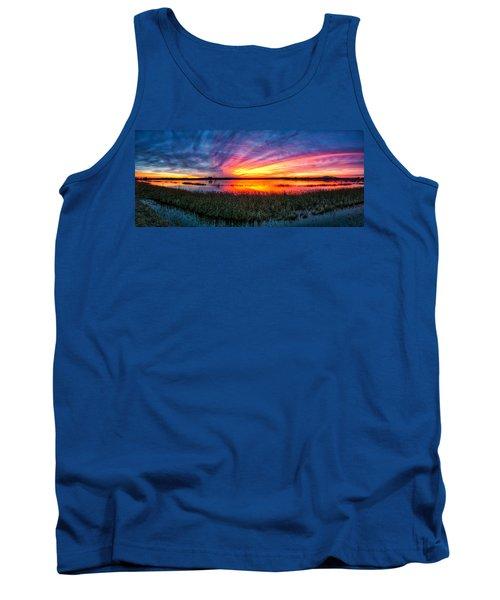 Bosque Sunrise Tank Top