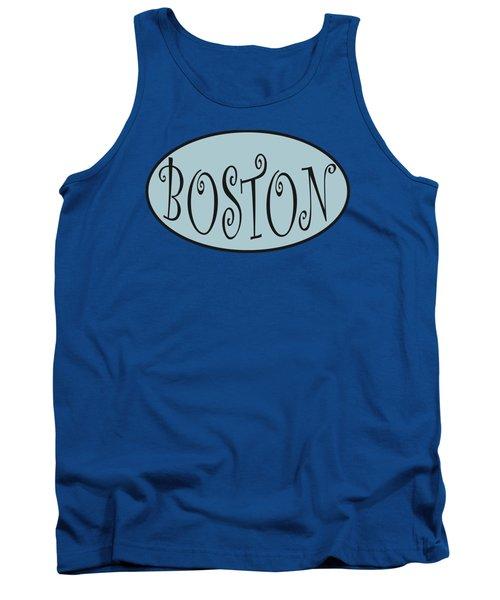 Boston Tank Top