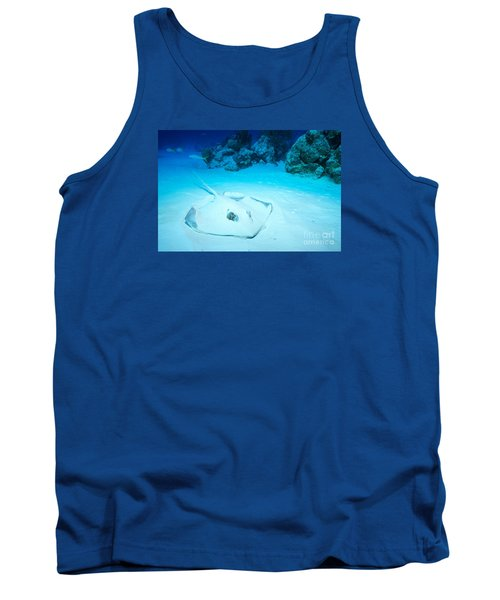 Tank Top featuring the photograph Bottom Dweller by Aaron Whittemore
