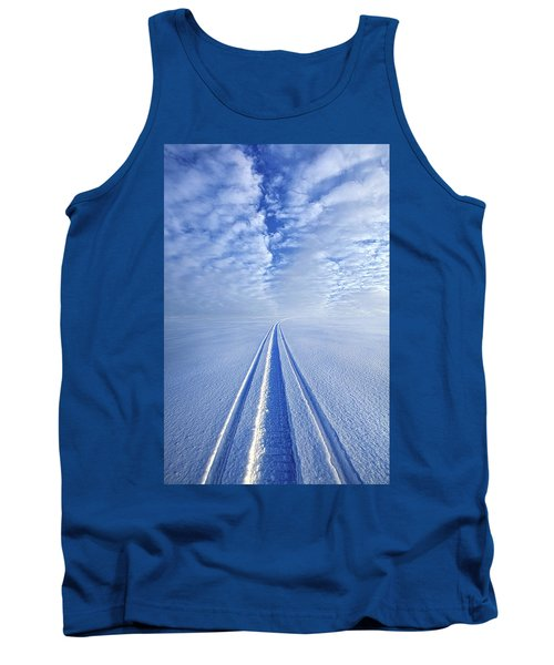 Tank Top featuring the photograph Boundless Infinitude by Phil Koch