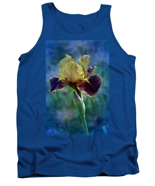 Vintage Boy Wonder Iris Tank Top