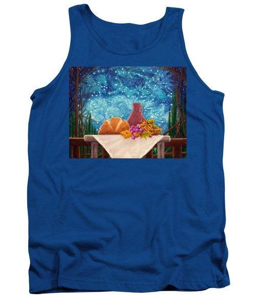 Bread And The Fruit Of The Vine Tank Top