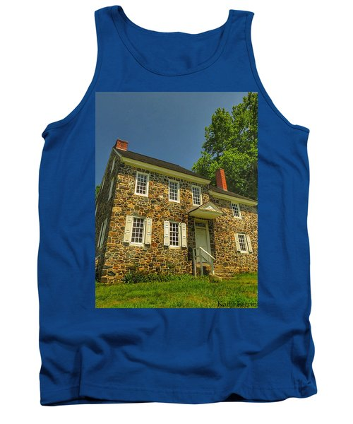 Bricks And Mortar Tank Top