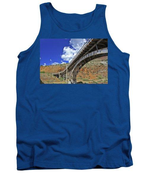 Bridge To Yesteryear Tank Top