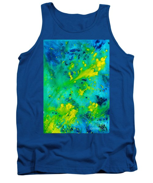 Bright Day In Nature Tank Top