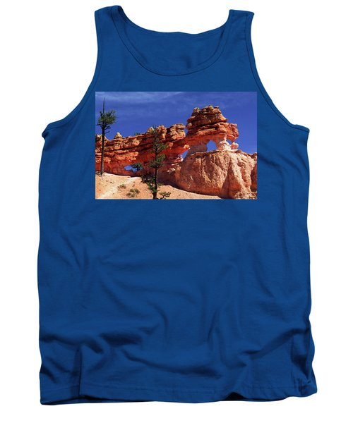 Bryce Canyon National Park Tank Top by Sally Weigand