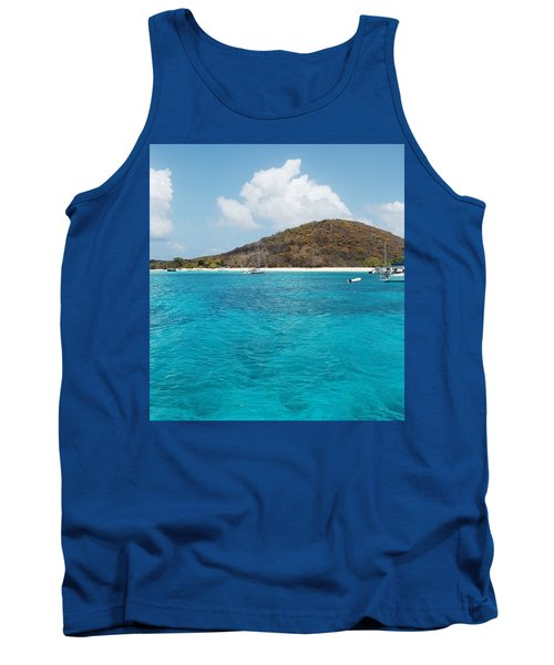 Buck Island Reef National Monument Tank Top