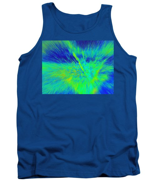 Tank Top featuring the photograph Bursting by Betty-Anne McDonald