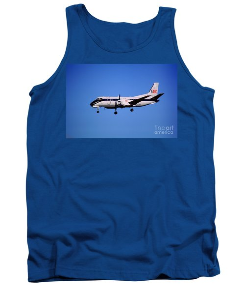 Business Express, Delta Connection, N353be, Bex Saab 340b Tank Top