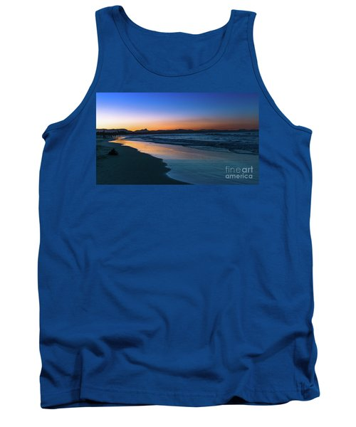 Byron Bay After The Sun Sets Tank Top