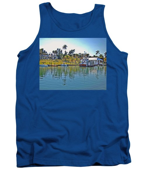 Cabbage Key Tank Top