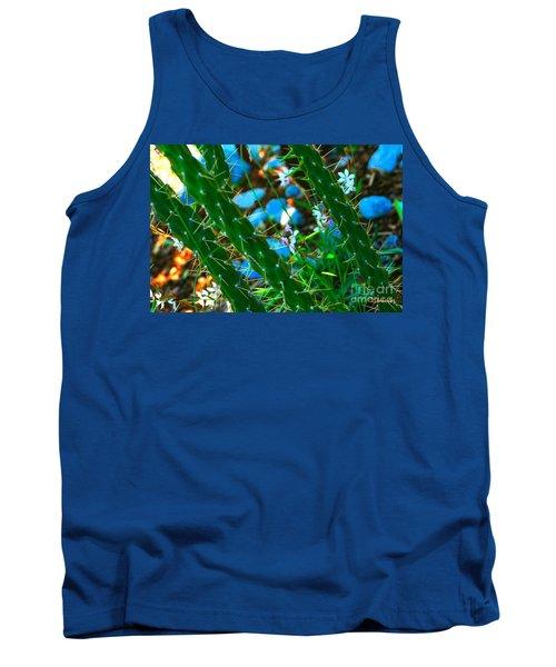 Cactus Garden Tank Top