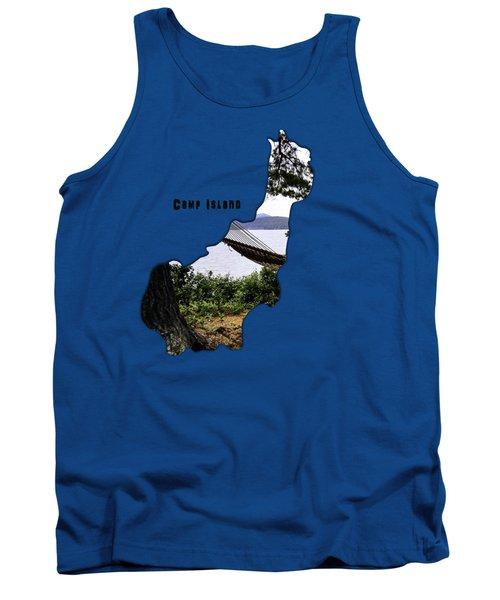 Camp Island Tank Top