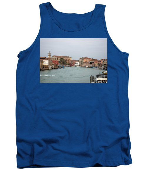 Canal Of Murano Tank Top
