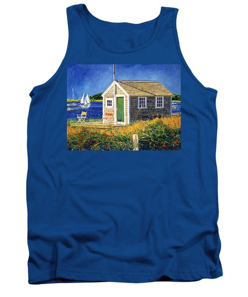 Cape Cod Boat House Tank Top