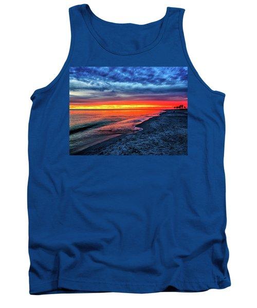 Captiva Island Sunset Tank Top